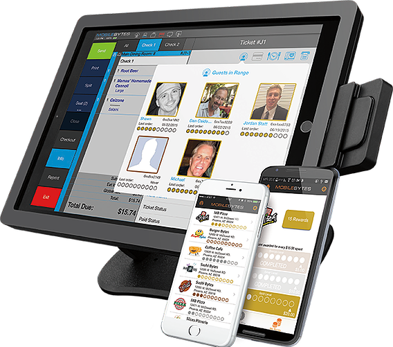 Mobilebytes Cloudpoint Restaurant Pos Systems Amp Technology